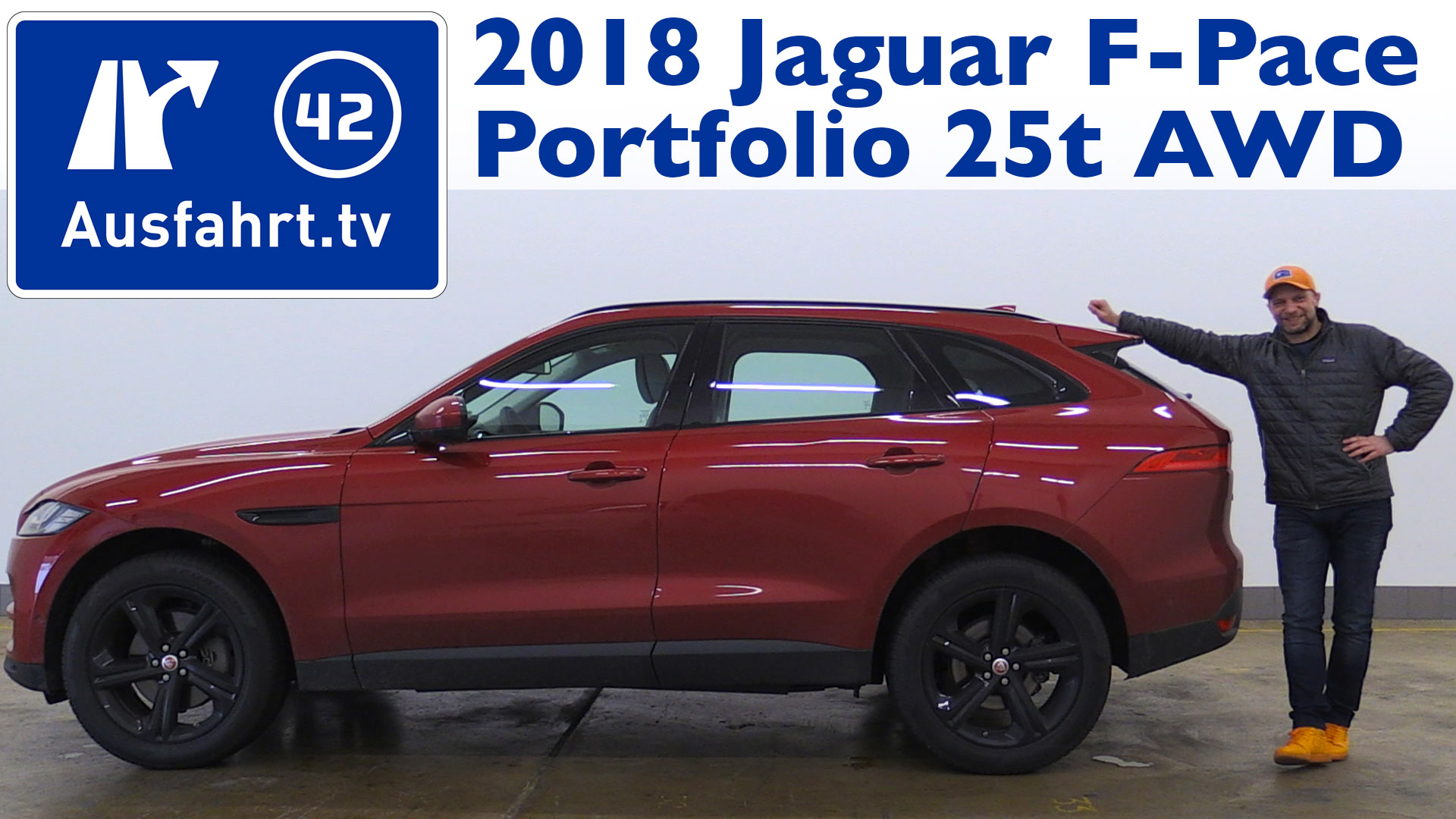 2017 Volvo XC60 T5 AWD Inscription | Ausfahrt.tv